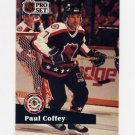 1991-92 Pro Set French Hockey #312 Paul Coffey AS - Pittsburgh Penguins