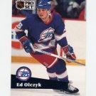 1991-92 Pro Set French Hockey #265 Ed Olczyk - Winnipeg Jets