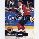 1991-92 Pro Set French Hockey #175 Murray Craven - Philadelphia Flyers