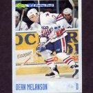 1993 Classic Hockey #143 Dean Melanson - Buffalo Sabres