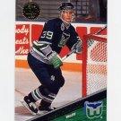 1993-94 Leaf Hockey #187 Robert Petrovicky - Hartford Whalers