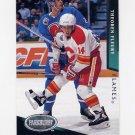 1993-94 Parkhurst Hockey #028 Theo Fleury - Calgary Flames