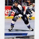 1993-94 Ultra Hockey #199 Rob Zamuner - Tampa Bay Lightning