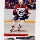 1993-94 Ultra Hockey #198 Dimitri Yushkevich - Philadelphia Flyers