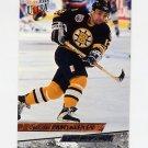 1993-94 Ultra Hockey #179 Gregori Pantaleyev - Boston Bruins