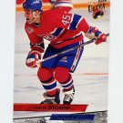 1993-94 Ultra Hockey #141 Gilbert Dionne - Montreal Canadiens
