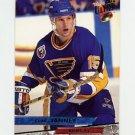 1993-94 Ultra Hockey #134 Craig Janney - St. Louis Blues