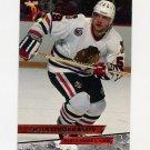 1993-94 Ultra Hockey #112 Sergei Krivokrasov - Chicago Blackhawks