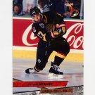 1993-94 Ultra Hockey #102 Dixon Ward - Vancouver Canucks
