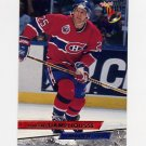 1993-94 Ultra Hockey #079 Vincent Damphousse - Montreal Canadiens