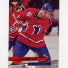 1993-94 Ultra Hockey #021 Kirk Muller - Montreal Canadiens