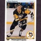 1990-91 Upper Deck Hockey #329 Barry Pederson - Pittsburgh Penguins