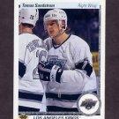 1990-91 Upper Deck Hockey #251 Tomas Sandstrom - Los Angeles Kings