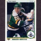 1990-91 Upper Deck Hockey #235 Peter Lappin RC - Minnesota North Stars