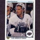 1990-91 Upper Deck Hockey #136 Steve Duchesne - Los Angeles Kings