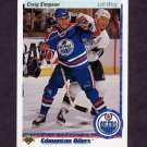 1990-91 Upper Deck Hockey #129 Craig Simpson - Edmonton Oilers