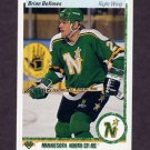 1990-91 Upper Deck Hockey #126 Brian Bellows - Minnesota North Stars