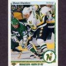 1990-91 Upper Deck Hockey #106 Shawn Chambers - Minnesota North Stars