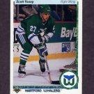 1990-91 Upper Deck Hockey #087 Scott Young - Hartford Whalers