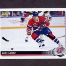 1992-93 Upper Deck Hockey #162 Denis Savard - Montreal Canadiens