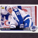 1992-93 Upper Deck Hockey #083 Dimitri Mironov - Toronto Maple Leafs