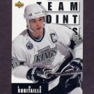 1993-94 Upper Deck Hockey #293 Luc Robitaille TL - Los Angeles Kings