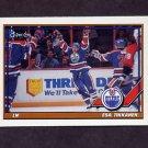 1991-92 O-Pee-Chee Hockey #378 Esa Tikkanen - Edmonton Oilers
