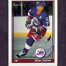 1991-92 O-Pee-Chee Hockey #240 Brent Ashton - Winnipeg Jets