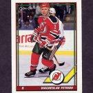 1991-92 O-Pee-Chee Hockey #175 Slava Fetisov - New Jersey Devils