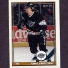 1991-92 O-Pee-Chee Hockey #173 Tomas Sandstrom - Los Angeles Kings