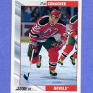 1992-93 Score Hockey #544 Pat Conacher - New Jersey Devils