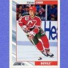 1992-93 Score Hockey #534 Zdeno Ciger - New Jersey Devils