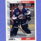 1992-93 Score Hockey #529 Rick Tabaracci - Winnipeg Jets