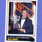 1992-93 Score Hockey #524 Guy Carbonneau AW - Montreal Canadiens