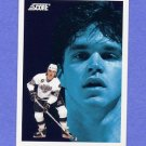 1992-93 Score Hockey #498 Luc Robitaille DT - Los Angeles Kings
