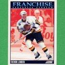 1992-93 Score Hockey #438 Trevor Linden FP - Vancouver Canucks