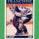 1992-93 Score Hockey #424 Bill Ranford FP - Edmonton Oilers