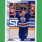 1992-93 Score Hockey #321 Joe Murphy - Edmonton Oilers