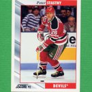 1992-93 Score Hockey #291 Peter Stastny - New Jersey Devils