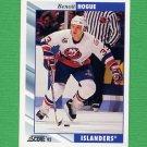 1992-93 Score Hockey #276 Benoit Hogue - New York Islanders