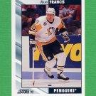 1992-93 Score Hockey #267 Ron Francis - Pittsburgh Penguins