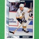 1992-93 Score Hockey #250 Adam Oates - Boston Bruins