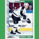1992-93 Score Hockey #205 Bobby Smith - Minnesota North Stars
