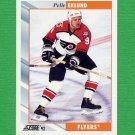 1992-93 Score Hockey #173 Pelle Eklund - Philadelphia Flyers