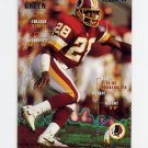 1995 Fleer Football #387 Darrell Green - Washington Redskins