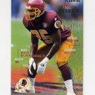 1995 Fleer Football #383 Tom Carter - Washington Redskins