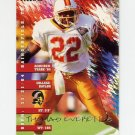 1995 Fleer Football #373 Thomas Everett - Tampa Bay Buccaneers