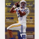 1995 Fleer Football #332 Shawn Jefferson - San Diego Chargers