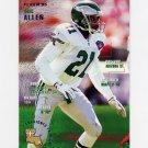 1995 Fleer Football #299 Eric Allen - Philadelphia Eagles