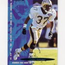 1995 Fleer Football #271 Jimmy Spencer - New Orleans Saints